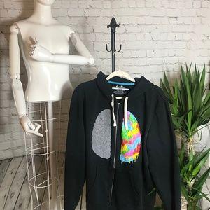 Threadless- Sweetshirt, size large